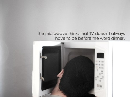 6. domestic war the microwave